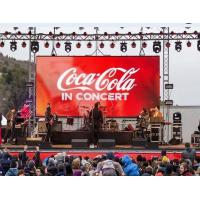 Buy cheap interior live show video advertising system P5 led screen panel,giant display board from wholesalers