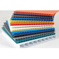 Buy cheap 3mm Carton Plast Sheet Corona Treatment Use In Screen Printing from wholesalers