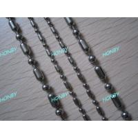 Buy cheap Bar Ball Chain from wholesalers
