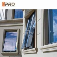 Buy cheap Anti Aging Aluminium Awning Windows For Residential Building Customized Size from wholesalers