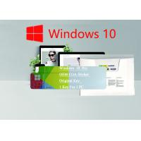 Buy cheap Win 10 Pro Key Code 1 Key For 1 Pcs FQC-08983 Windows 10 Pro OEM Sticker Global Use from wholesalers
