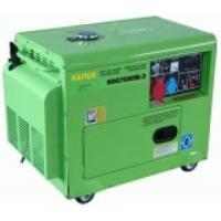 Wholesale Diesel Silent Generator 5000w (KDG6000SE) from china suppliers