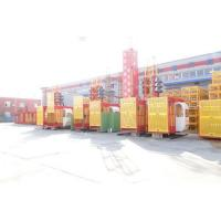 Buy cheap High Strength Construction Hoist Elevator , Hoist For Building Construction from wholesalers