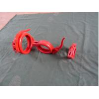 Buy cheap Snap Type Casting Concrete Pump Clamp High Performance Fine Workship from wholesalers