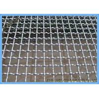 Buy cheap 1/2 Inches Aluminum Crimped Woven Wire Mesh For Mine 1m X 25m Size from wholesalers