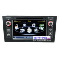 Buy cheap Audi A6 S6 R56 1997 - 2004 Car Stereo GPS Navigation Headunit Multimedia System from wholesalers