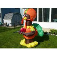 Buy cheap CE Certificated Outdoor Giant Advertising Inflatables Turkey For Halloween Festival from wholesalers