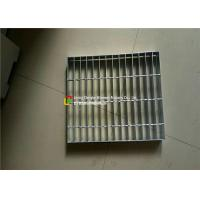 Wholesale Silver White Metal Mesh Grate , Stainless Steel Metal Catwalk Flooring from china suppliers