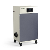 Buy cheap 700W Engraver Laser Cutter Fume Extractor Reflow Soldering from wholesalers