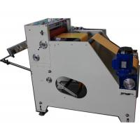 cutting machine for Paper, Film, Label that computerized from roll to sheet Manufactures