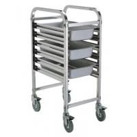 Buy cheap Single or Double Column Stainless Steel Catering Equipment Assembled 1/1 Full Size from wholesalers