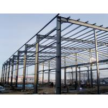 Buy cheap Industrial Steel Frame Building Prefabricated Workshop Designed By Tekla PKPM from wholesalers