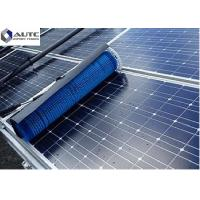 Buy cheap Reusable Solar Panel Cleaning Brush Electric Industrial Roller For Telescopic Pole Handle from wholesalers