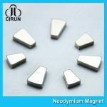 Buy cheap Custom Trapezoid Industrial Neodymium Magnets N35 N38 N42 N48 N50 N52 Grade from wholesalers