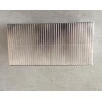 Buy cheap Block Bar NdFeB Magnet from wholesalers