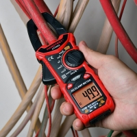 Buy cheap Double Color Display 600A 600V Digital Clamp Meters from wholesalers