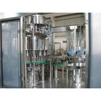 Buy cheap PET Bottle Mineral Water Filling Machine , Beverage Filling Plant with 6 Capping Head from wholesalers