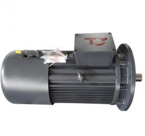 Wholesale Elevator IP55 Aluminum 13kW 4 Pole Hoist Braking Motor from china suppliers