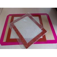 Buy cheap Cookie Silicone Pad/ Macarons Baking Mat from wholesalers