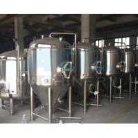 Buy cheap China Manufacturer Supply Beer Fermenter Provider Stirred Tank Fermenter Canned Beer Produce Equipment from wholesalers