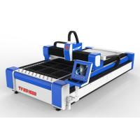 Buy cheap IPG / Raycus CNC Fiber Laser Cutting Machine Laser Sheet Metal Cutter TY-3015DD from wholesalers