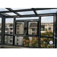 Buy cheap Powder Coated Surface Custom Aluminium Frame Windows For Housing Series from wholesalers
