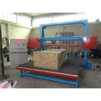 Automatic Horizontal PU / Sponge Sheet Cutting Machine 25m / Min Manufactures