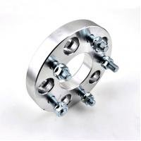 Buy cheap Forged and Silver Aluminum 4X100 Wheel Spacers Adapters for Car from wholesalers