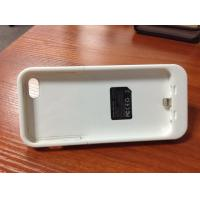 Buy cheap Emergency Mophie Styled Iphone 5s External Battery Case With Li - Polymer Battery from wholesalers