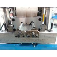 Wholesale 0.4-0.7mm Shutter Roll Forming Machine PLC control 14 stations from china suppliers