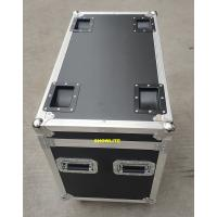 Buy cheap Professional Lighting Road Cases / Durable Led Flight Case Customized Dimensions from wholesalers