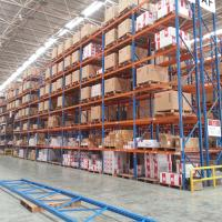 China Warehouse Heavy Duty Steel Racking Selective Pallet Rack Storage Systems on sale