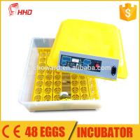 Buy cheap Best selling products fully automatic egg incubator for sale 48 eggs YZ8-48 from wholesalers