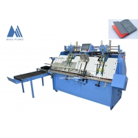 Buy cheap High Speed Automatic China End Papering Machine For Hard Cover Books , End Sheet Gluing Machine MF-EIM450 from wholesalers