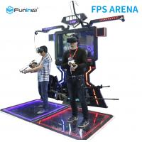 Buy cheap Black Vr Theater For Cardboard , 30 + Games Virtual Reality Sports Simulators from wholesalers
