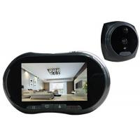 Buy cheap 4.3 inch LCD screen Electronic peephole door viewer Motion Detection night vision door digital vision camera from wholesalers