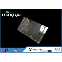 Buy cheap 0.35mm Garment Packaging Plastic Bags / Clear Plastic Grocery Bags from wholesalers