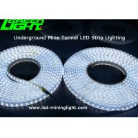 Buy cheap Anti-explosive 60LEDs strip lights for underground tunnel lighting easy installed and long time warranty from wholesalers