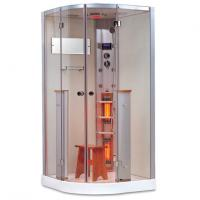 China Single Person Steam Shower Room Bath Combo on sale
