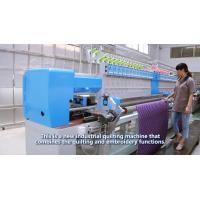 Wholesale Shoes Multi Head Embroidery Machine, Computer Controlled Embroidery Sewing Machine from china suppliers