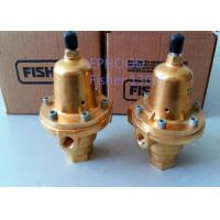 Buy cheap 1301F-3 Model Fisher Gas Pressure Regulator , Fisher Flow Control Valve from wholesalers