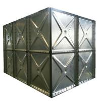 Buy cheap Pressed Steel Sectional Water Tanks , Geological Survey 1000 Ltr Water Tanks from wholesalers