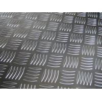 Buy cheap Anti - Slipping 5052 Aluminium Checker Plate Flooring 20mm-2000mm Width from wholesalers