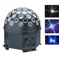 Buy cheap Nightclub RGB 9W LED Effects Lighting White crystal magic ball light from wholesalers