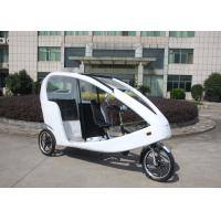 Buy cheap 800w Brushless Motor Electric Tricycle Battery powered with pedals from wholesalers