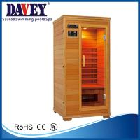 Buy cheap new luxury indoor good far infrared sauna room from wholesalers