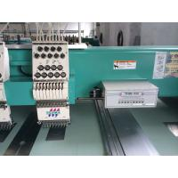 Buy cheap Hat / Leather Refurbished Embroidery Machines Digital Control 7000 X 1800 X6800 MM from wholesalers