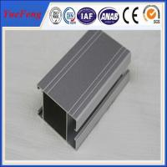 Buy cheap double sliding door window aluminum profiles from wholesalers