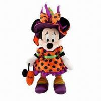 Buy cheap Minnie Mouse Halloween Time Plush Toy from wholesalers