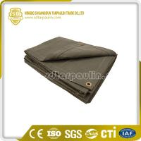 Buy cheap Extra Heavy Duty Canvas Tarps for Boat Cover from wholesalers